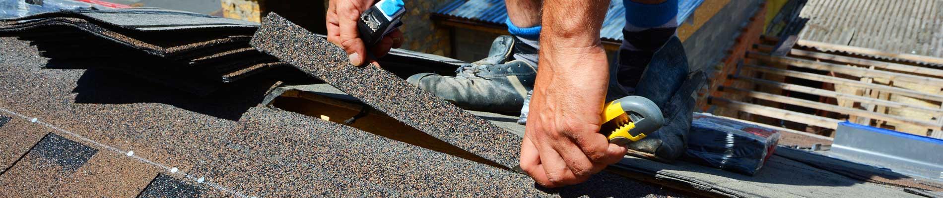 Réparation de toiture urgente suite dégâts des eaux